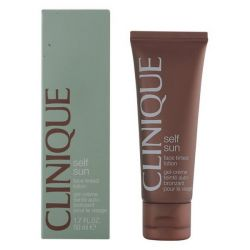 abbronzante sun face clinique 50 ml