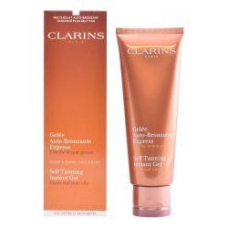 autoabbronzante per il corpo sun clarins 125 ml
