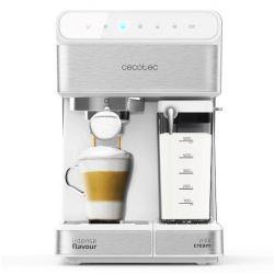 caffettiera elettrica cecotec power instant-ccino 20 touch serie bianca 1350w 1,4 l bianco 500 ml
