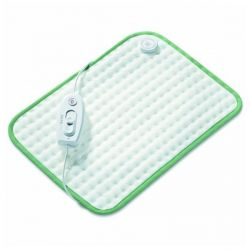 cuscino termico beurer basic 100w bianco 44 x 33 cm