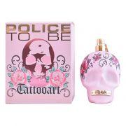 profumo donna to be tattoo art police eau de parfum 125 ml 125 ml