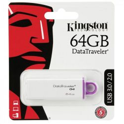 pendrive kingston  usb 3.0 64gb dtig4/64gb