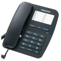telefono cordless daewoo dtc-240 nero