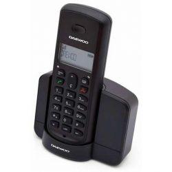 telefono cordless daewoo dtd-1350 dect duo nero