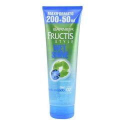 gel effetto bagnato fructis 250 ml garnier