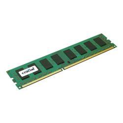 memoria ram crucial single rank ct51264bd160bj 4gb 1600 mhz ddr3l-pc3-12800