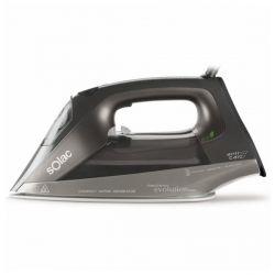 ferro da stiro a vapore solac cvg9508 45g/min 2400w nero