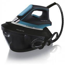 ferro da stiro con caldaia rowenta vr8223f0 300 g/min 2200w azzurro negro