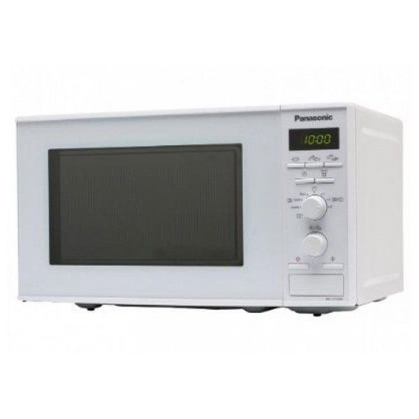 microonde con grill panasonic nnj151w 20 l 800w bianco