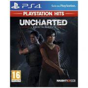 videogioco ps4 uncharted: l'eredità perduta - ps hits
