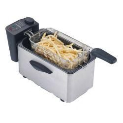 friggitrice comelec fr-3070/3071 2,5 l 2000w inox