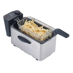 friggitrice comelec fr-3070/3071 3 l 2000w inox