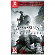 videogioco switch assassin's creed 3 + assassin's creed liberation remastered