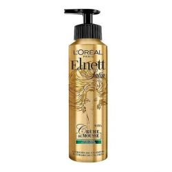 schiuma per ricci elnett satin l'oreal make up l'oreal expert 200 ml