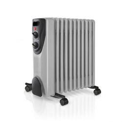 radiatore a olio 9 elementi taurus 43941 bianco