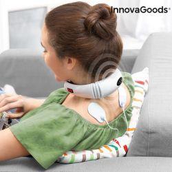 massaggiatore elettromagnetico per collo e schiena innovagoods