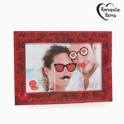 accessori romantici per foto divertenti romantic items pacco da 5 bigbuy love