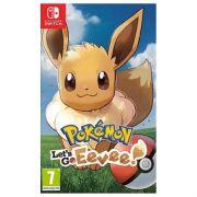 videogioco switch pokemon let's go eevee