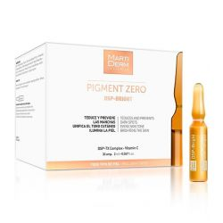 concentrato intenso antimacchie pigment zero martiderm 2 ml