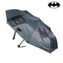 ombrello pieghevole batman grigio ø 53 cm