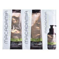set per capelli unisex ultra rich macadamia 3 pz 100 ml