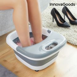 spa per piedi pieghevole aqua·relax innovagoods 450w