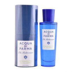 profumo unisex blu mediterraneo bergamotto di calabria acqua di parma eau de toilette 30 ml 30 ml