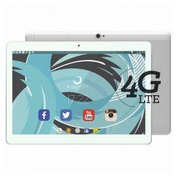 "tablet brigmton btpc-1023oc4gb 10"" ips quad core 32gb 2gb ram dual sim 4g 5000 mah bianco"