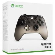 xbox one controller wireless phantom black wl3-00101