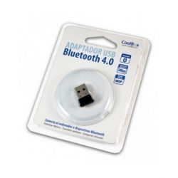mini ricevitore bluetooth coolbox coo-blu4m-15 15 m nero