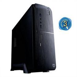 computer pc desktop iggual psipc334 i3-8100 8gb ram 240gb ssd nero