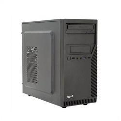 computer pc desktop iggual psipch402 i3-8100 8gb ram 120gb ssd nero
