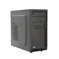 computer pc desktop iggual psipch413 i3-8100 8gb ram 120gb ssd nero