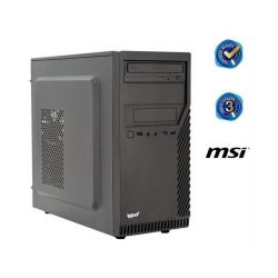 computer pc desktop iggual psipch425 i3-8100 8gb ram 240gb ssd windows 10 nero