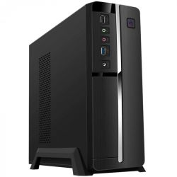 case minitorre micro atx con unità di alimentazione tooq tqc-3005u3 slim usb 3.0