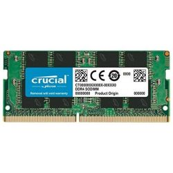 memoria ram crucial ct4g4sfs824a 4gb ddr4 2400 mhz