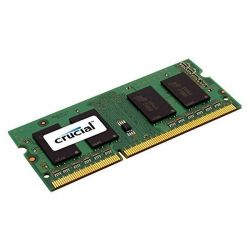 memoria ram crucial ct51264bf160bj 4gb ddr3 pc3-12800