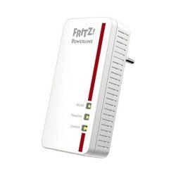 punto d'accesso fritz! wlan 1260e 866 mbps 5 ghz bianco rosso