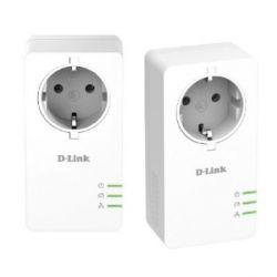 adattatore plc d-link powerline dhp-p601av 1000 mbps