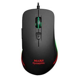 mouse ottico mouse ottico mars gaming mm118 usb 9800 dpi nero