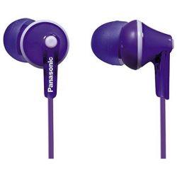 auricolari panasonic rp-hje125e in-ear viola