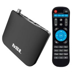 riproduttore tv android bsl absl-216dvbts 8gb wifi nero