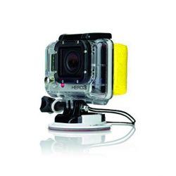 spugna galleggiante per fotocamera sportiva ksix giallo bigbuy sport