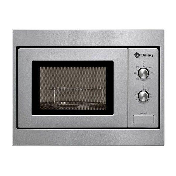 microonde da incasso con grill balay 3wgx1953 17 l 800w