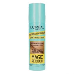 correttore per radici magic retouch l'oreal make up biondo scuro 75 ml