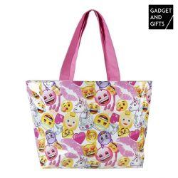 borsa mare emoticon fashion gadget and gifts