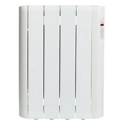radiatore elettrico digitale a fluido 4 elementi haverland rce4s 600w bianco