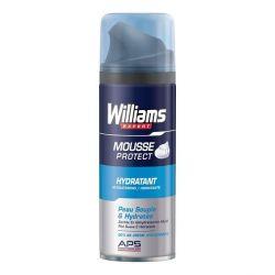 schiuma da barba williams pelle secca 200 ml