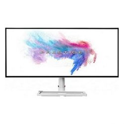 "monitor gaming msi ps341wu 34"" 5k2k wuhd 60 hz hdmi bianco"
