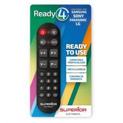 superior telecomando ready 4 universale samsung,lg,panasonic,sony
